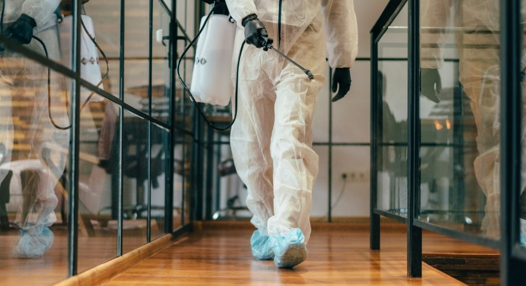 COVID-19 Laboratories Flooring