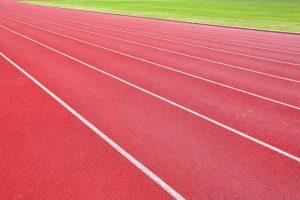 jogging running track